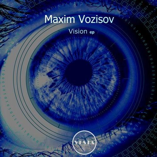 Maxim Vozisov - Vision EP - Vesta record